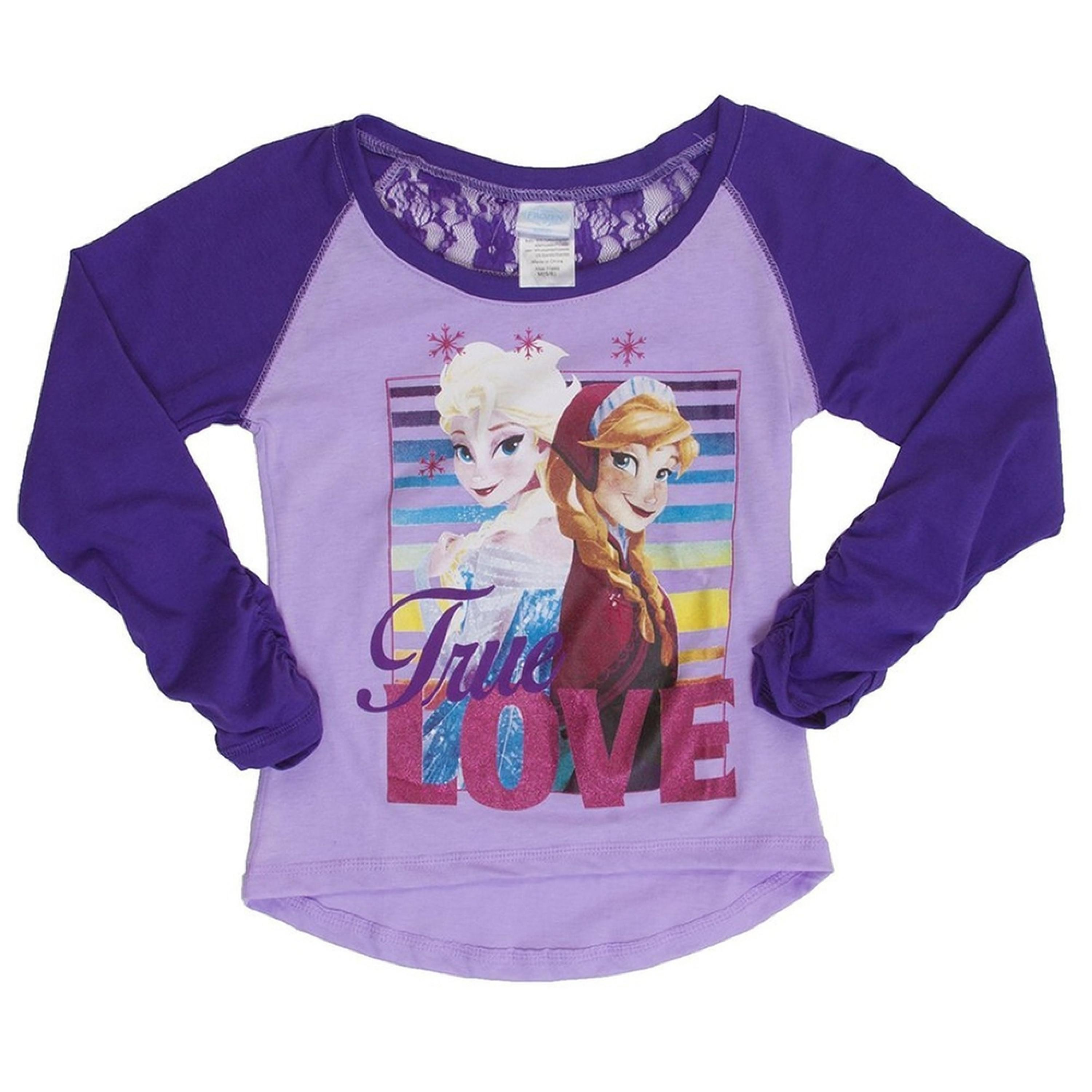 True Love Girls Juvy Long Sleeve T-Shirt