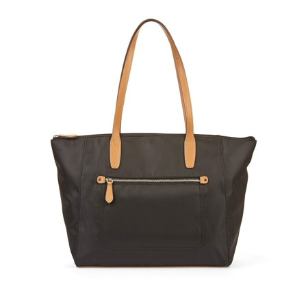 Time and Tru Emily Nylon Tote