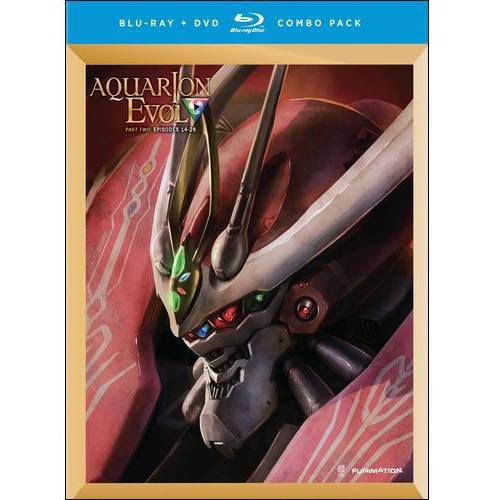 Aquarion Evol: Part 2 (Blu-ray + DVD)