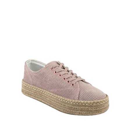 Eve3 Leather Platform Sneakers Ben Sherman Womens Shoes