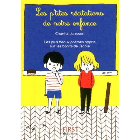 Petit Livre De P Tites Recitations De Notre Enfance Ebook