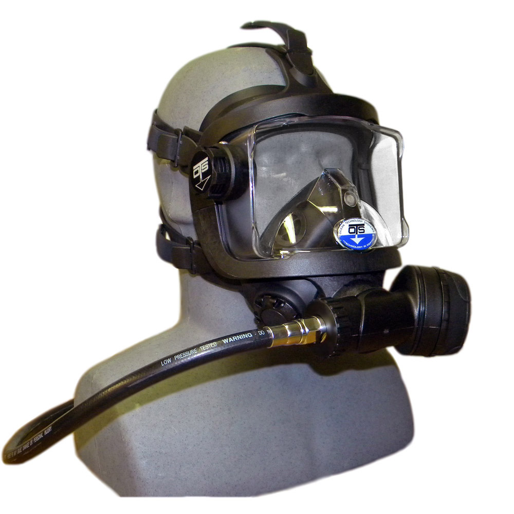 OTS Guardian Full Face Mask For Scuba Divers by OTS