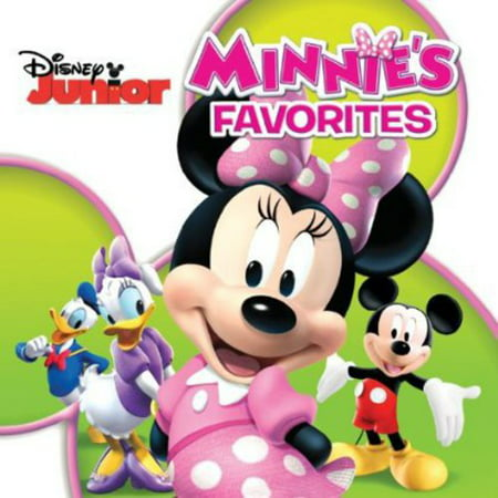 Minnie's Favorites (Songs From Mickey Mouse Clubhouse) - Club Halloween Songs