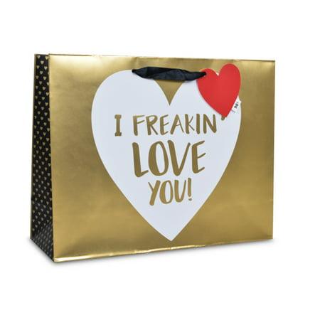 Valentine Bg Vog Freakin Love U - Walmart com