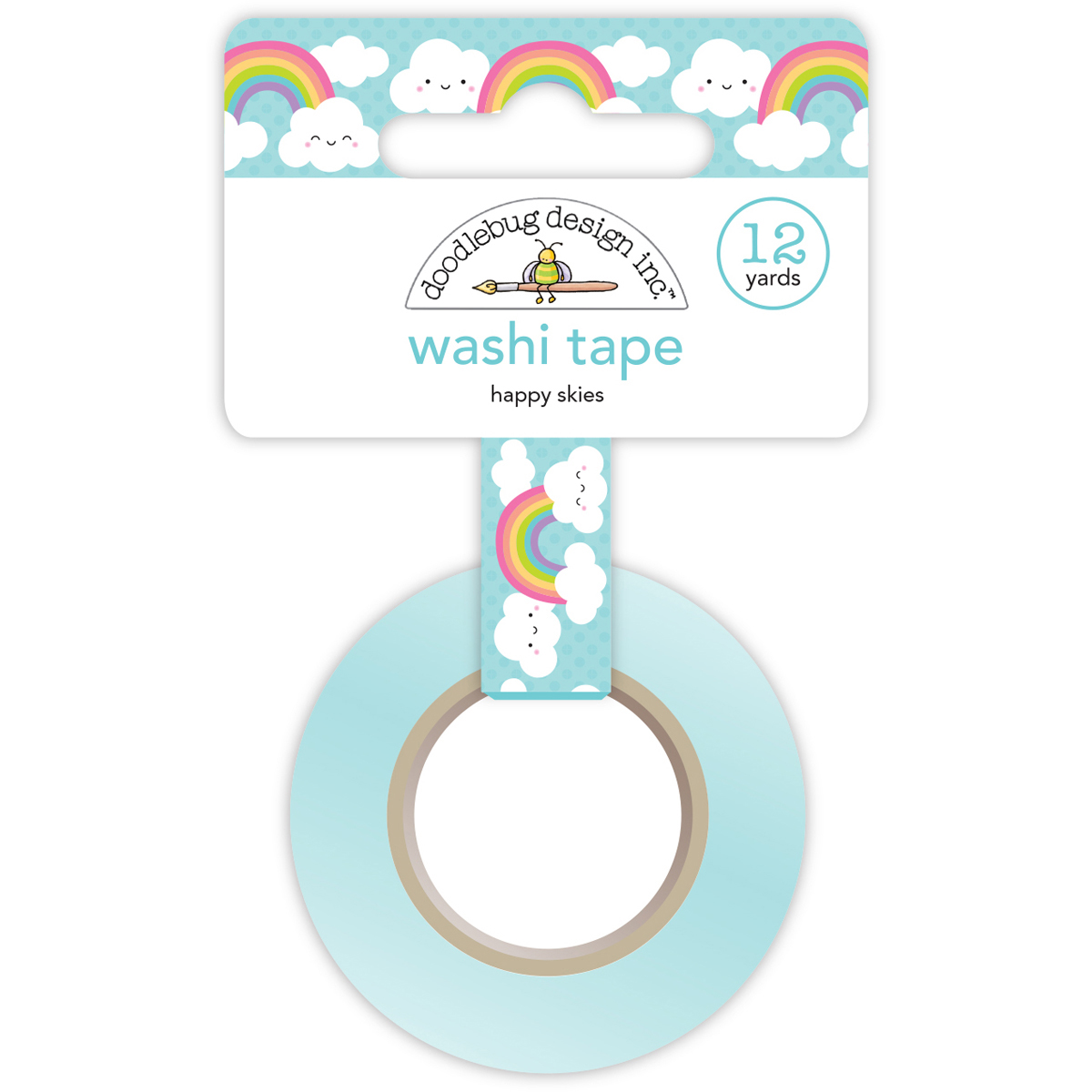 Fairy Tales Washi Tape-Happy Skies