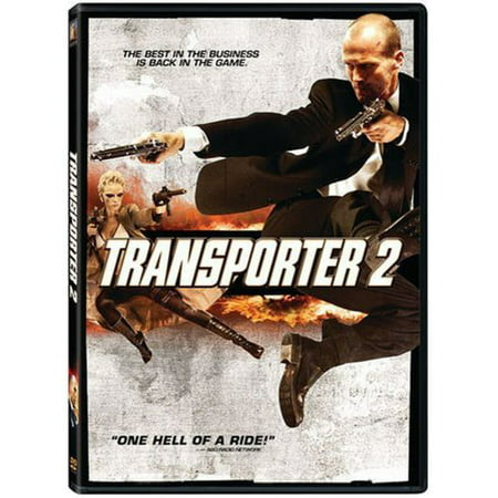 The Transporter 2  Widescreen Edition