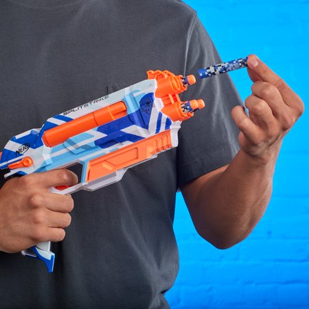 Nerf N-Strike Elite Splitstrike Blaster with Darts - Walmart Exclusive