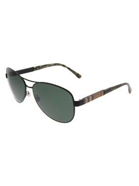 fb4780bdbc28 Product Image Burberry 0BE3080 123371 Unisex Aviator Sunglasses