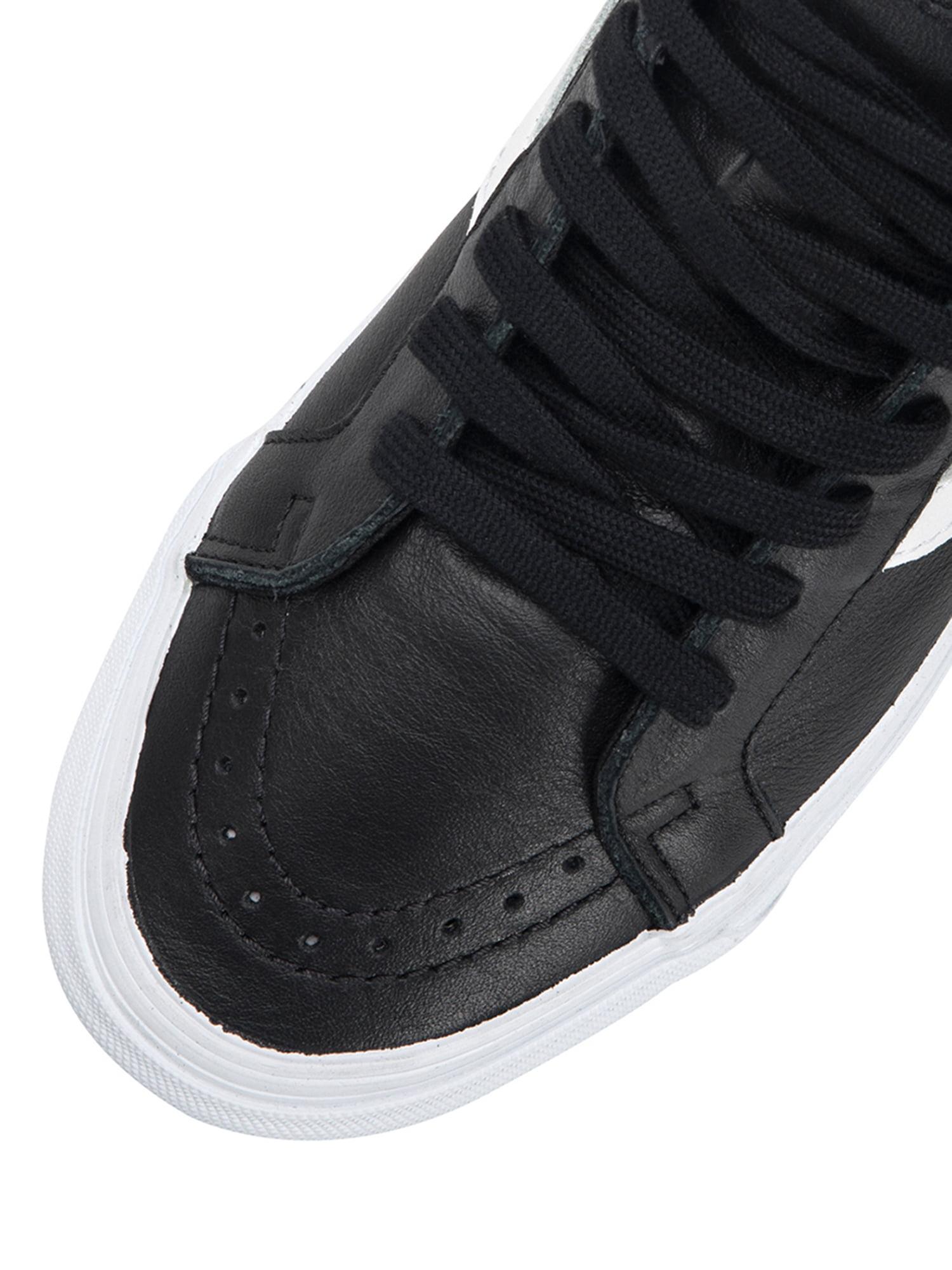 Vans OG SK8-HI LX Sneakers Black VN0003T01NS VLT Black Sneakers 81e221