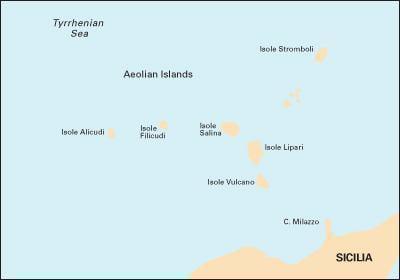Imray Chart M47 Aeolian Islands Map Walmartcom