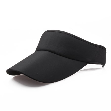 Headband Visor - Outtop Men Women Sport Headband Classic Sun Sports Visor Hat Cap C