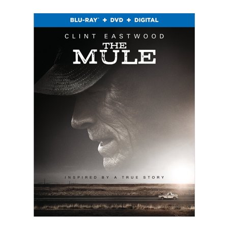- The Mule (Blu-ray + DVD + Digital Copy)