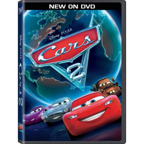 Cars 2 (Widescreen)