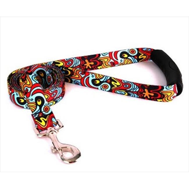 Yellow Dog Design ABS106LD-EZ 1 inch x 60 inch Abstract EZ-Lead