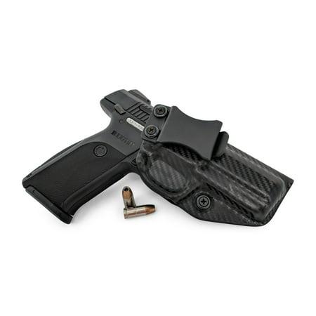 Concealment Express: Ruger SR9 / SR40 KYDEX IWB Gun