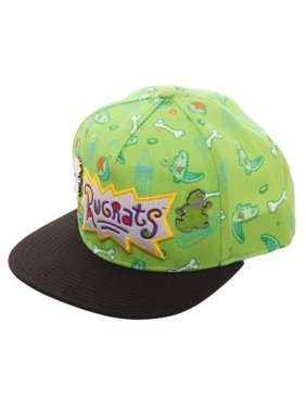 ab423ac0f64ff Product Image Rugrats Sublimated Snapback Cap with Lapel Pins