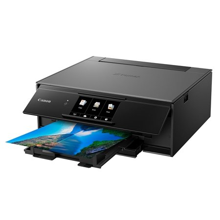 Canon Pixma Ts9120 Wireless All In One Inkjet Printer  Grey