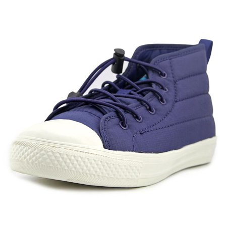 People Footwear The Phillips Puffy Youth  Round Toe Synthetic Blue Chukka - Youth Bordeaux Footwear