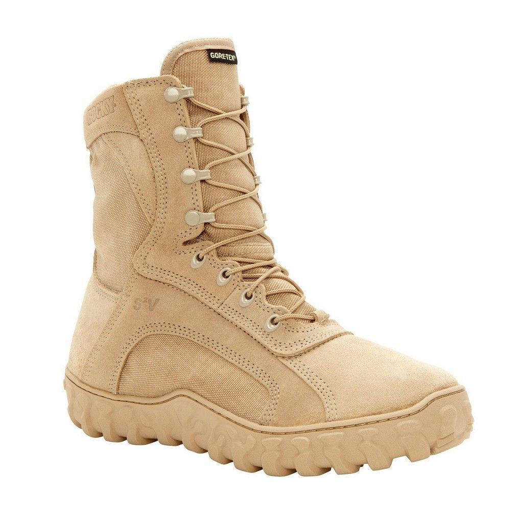 Rocky S2V GORE-TEX Waterproof 400G Insulated Tactical Military Boot