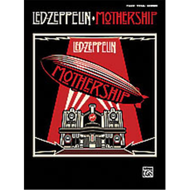 Alfred 00-30381 Led Zeppelin- Mothership - Music Book