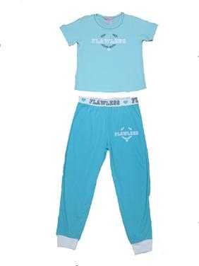 Katnap GIrl's 2-Piece Pajama Set (Little Girls & Big Girls)