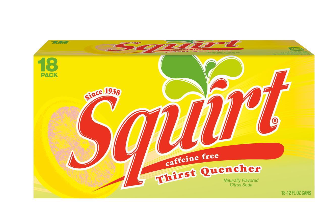 Squirt caffeina