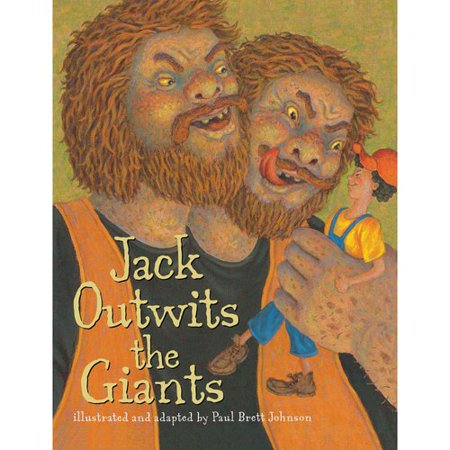 Jack Outwits the Giants Adapted Adapted by: Paul Brett Johnson - image 1 of 1
