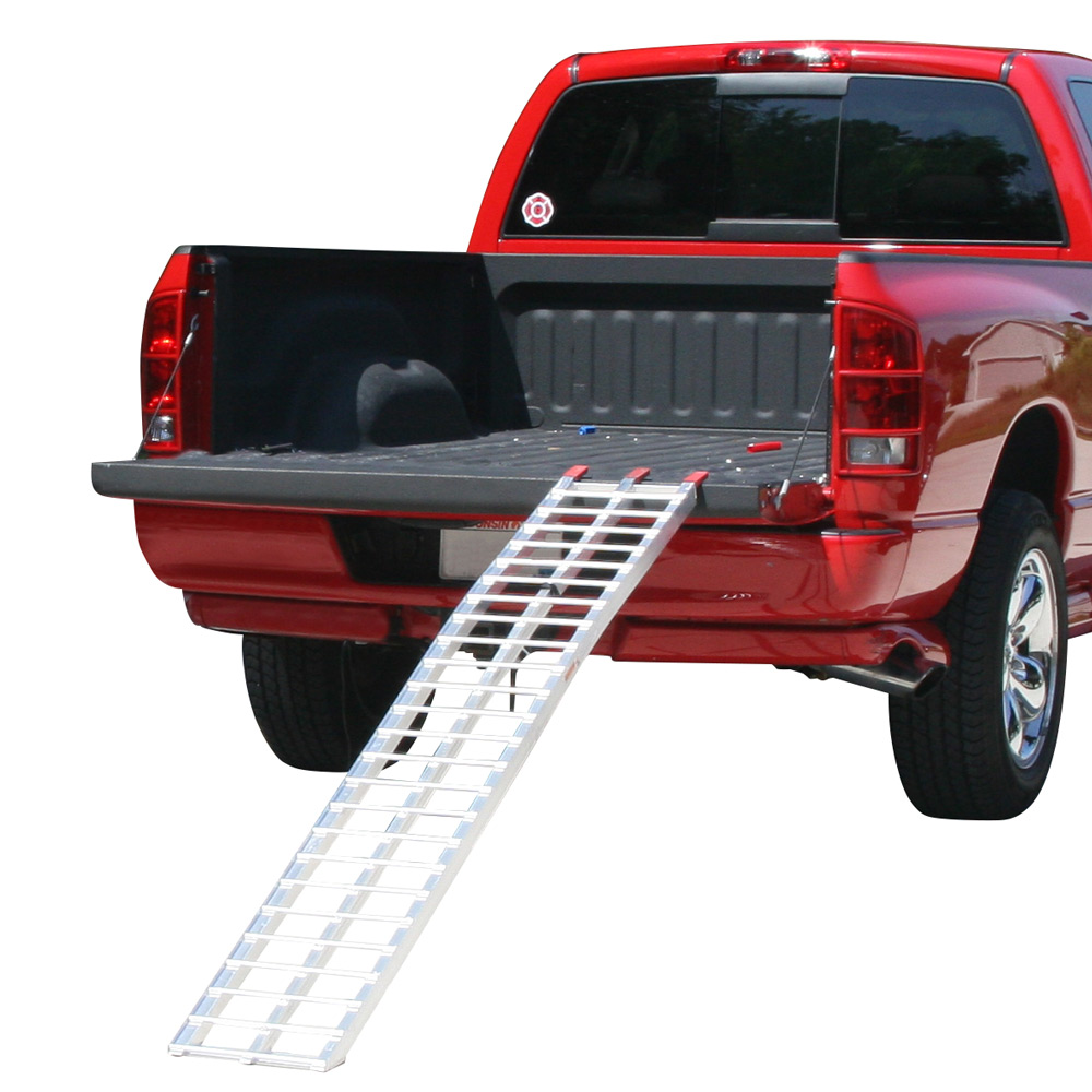 "89"" Arched Aluminum Dirt Bike Loading Ramp"