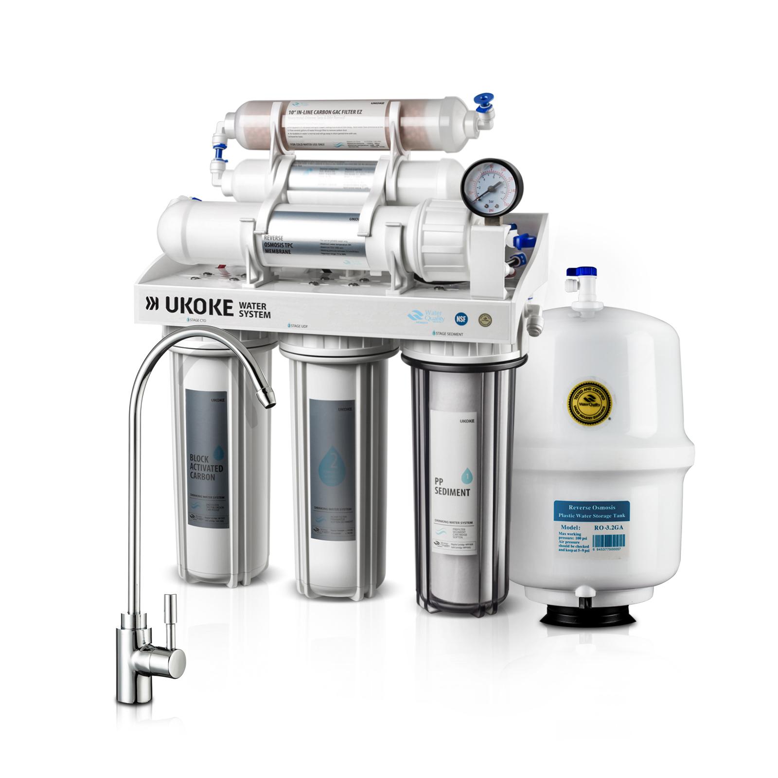 Reverse Osmosis Water Filtrati...