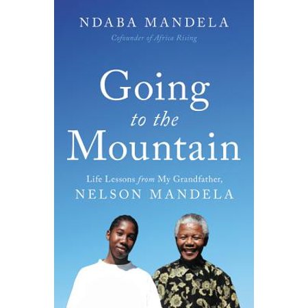 Going to the Mountain: Life Lessons from My Grandfather, Nelson Mandela - Mandela Halloween