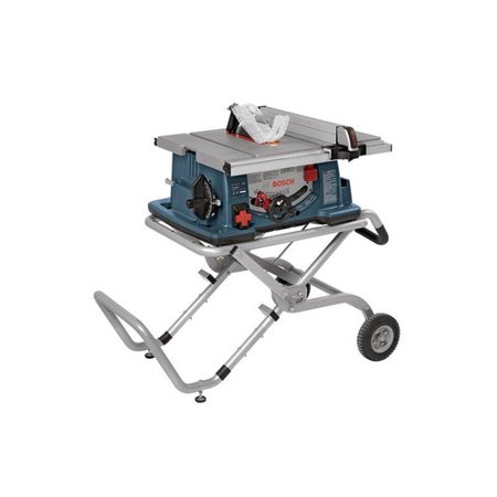 Bosch 4100-09 10 in. Worksite Table Saw w/ Gravity-Rise Wheeled Stand