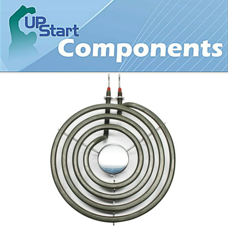 Replacement Magic Chef B38HA-2CXW-ON 6 inch 4 Turns Surface Burner Element - Compatible Magic Chef 660532 Heating Element for Range, Stove & (Chef Range)