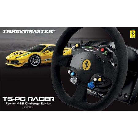thrustmaster 2969103 ts pc racer ferrari 488 challenge. Black Bedroom Furniture Sets. Home Design Ideas