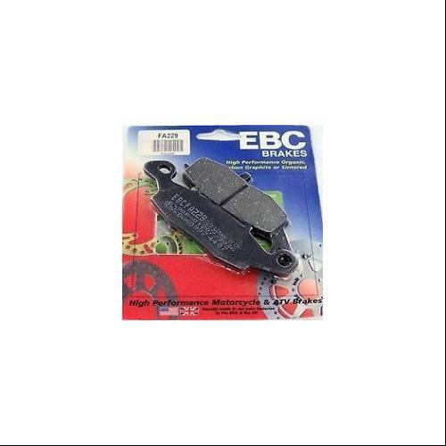EBC Organic Brake Pads Front Left Fits 01-05 Kawasaki Vulcan 1500 VN1500L Nomad FI