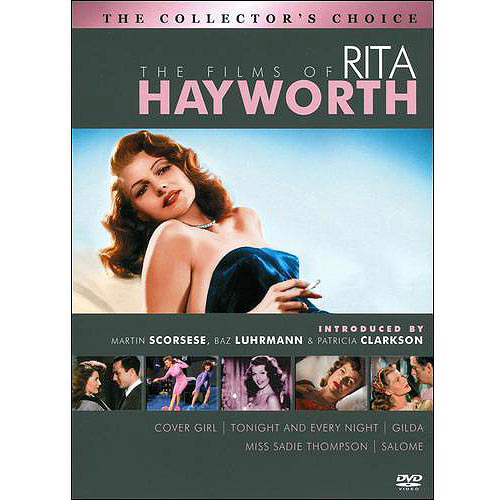 Rita Hayworth - The Films of Rita Hayworth [5 Discs] [DVD]