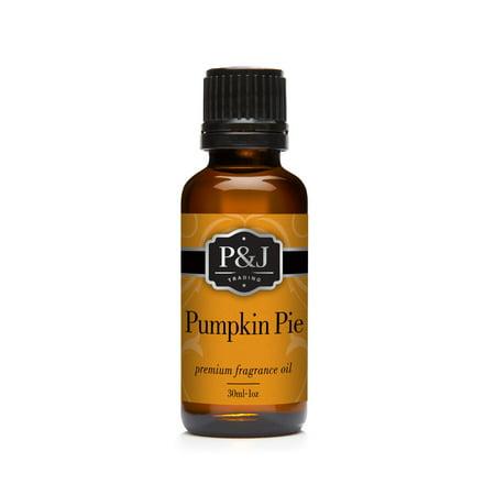 Pumpkin Pie Fragrance Oil - Premium Grade Scented Oil - 30ml