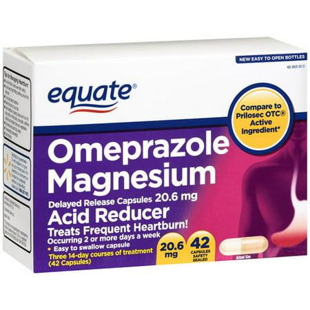 Omeprazole capsules 20 mg
