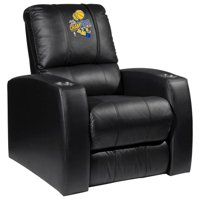Golden State Warriors NBA Relax Recliner with 2018 Champions Logo Panel
