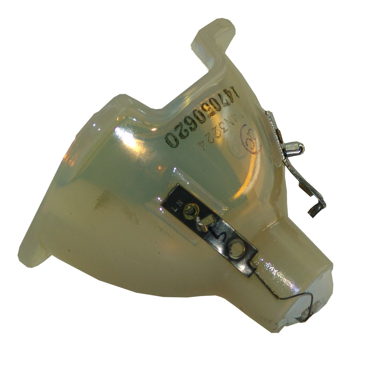 Original Philips Projector Lamp Replacement with Housing for Acer PW730 - image 1 de 5