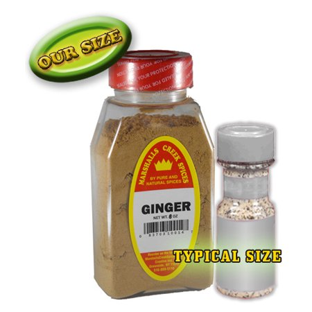 Marshalls Creek Spices GINGER GROUND - Ginger Spice Halloween