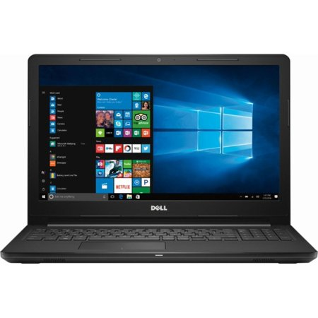 Dell Laptop Notebook I3565-A453BLK-PUS PC Computer 15.6