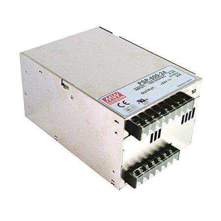 Mean Well PSP-600-15 AC/DC Power Supply Single- Output 15 Volt 40A 600W 40a Dc Power Supply