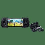 Razer Mobile Gaming Bundle - Includes Kishi for iPhone and Hammerhead True Wireless Headphones