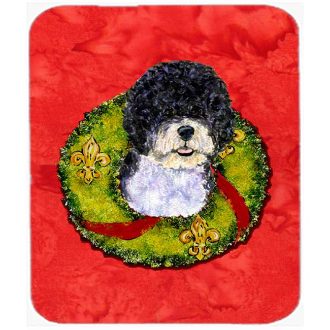 Carolines Treasures SS4180MP Portuguese Water Dog Mouse Pad, Hot Pad or Trivet - image 1 of 1