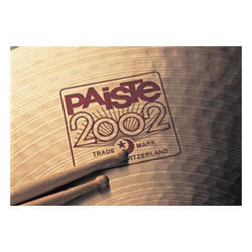 "Paiste 2002 Series 20"" Power Ride Cymbal by Paiste"
