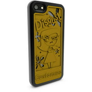 Apple iPhone 5 and 5S 3D Printed Custom Phone Case - Disney/Pixar Inside Out - Disgust