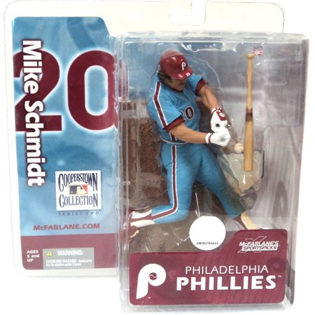 Mcfarlane Mlb Cooperstown Collection Series 2 Mike Schmidt Action Figure