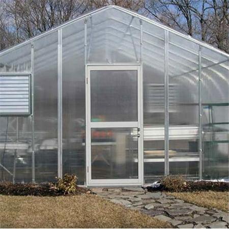 TekSupply 104706 Pre-Hung Greenhouse Door (Pre Hung Door)