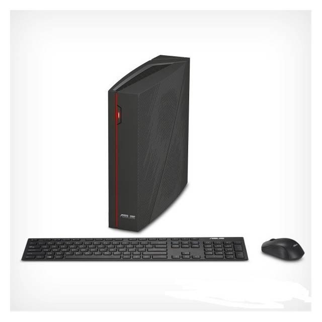 Asus VivoPC X Gaming A80CJ-DS51 Intel Core i5-7300HQ 2.5GHz  8GB DDR4  1TB HDD  GTX 1060  Windows 10 Desktop PC (Black) by ASUS