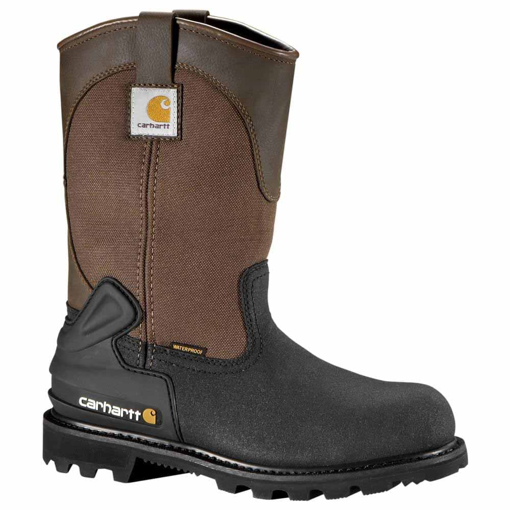 Carhartt 11in Waterproof Insulated Wellington Steel Toe by Carhartt